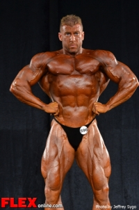 Josh Wade - Men's Heavyweight - 2012 North Americans