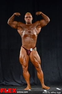 Cody Lewis - Men's Super Heavyweight - 2012 North Americans