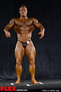 Dallas McCarver - Men's Super Heavyweight - 2012 North Americans
