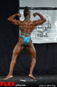 Patricia Watson - BB Lightweight - 2012 North Americans