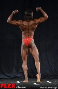 Carol Hanley - BB Middleweight - 2012 North Americans