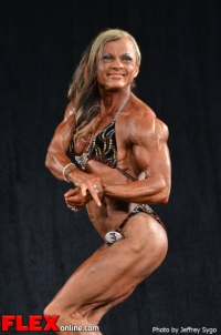 Heather King - BB Middleweight - 2012 North Americans