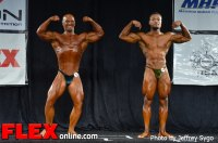 Comparisons - Men's 35+ Welterweight - 2012 North Americans