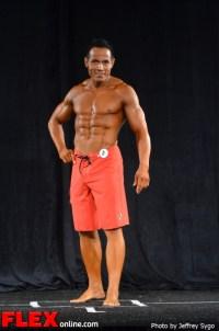 Tony Tirado - Class A Men's Physique - 2012 North Americans