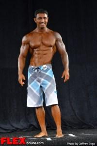 Michael Chillino - Class A Men's Physique - 2012 North Americans