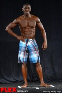 Victor Clark - Class A Men's Physique - 2012 North Americans
