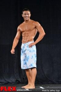 Jonathan Cooper - Class A Men's Physique - 2012 North Americans