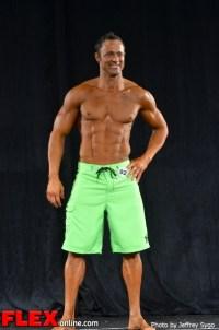 Joe Davidson - Class A Men's Physique - 2012 North Americans