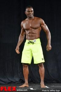 Michael Ferguson - Class A Men's Physique - 2012 North Americans