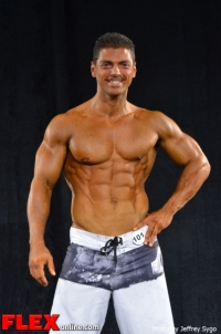 Chris Gurunlian - Class A Men's Physique - 2012 North Americans