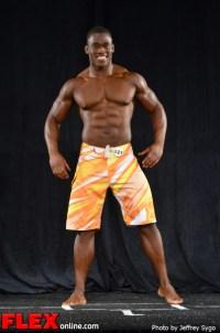 Pierre Vuala - Class A Men's Physique - 2012 North Americans