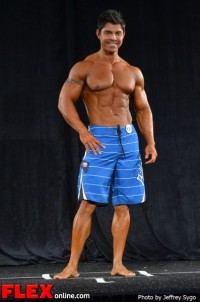 Miguel Martinez - Class B Men's Physique - 2012 North Americans