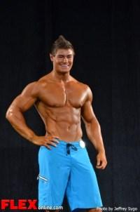 Jeff Seid - Class B Men's Physique - 2012 North Americans