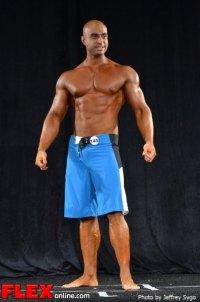Christopher Pilla - Class B Men's Physique - 2012 North Americans