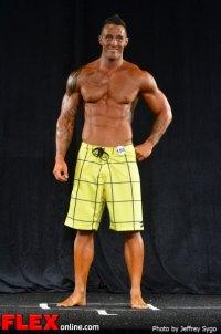 Brandon Hewitt - Class C Men's Physique - 2012 North Americans