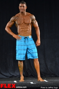 Chaz Williams - Class C Men's Physique - 2012 North Americans