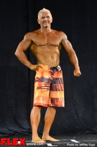 Michael Matassa - Class 35+ A Men's Physique - 2012 North Americans