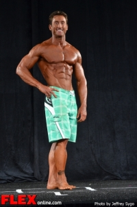 Anthony Morris - Class 35+ A Men's Physique - 2012 North Americans