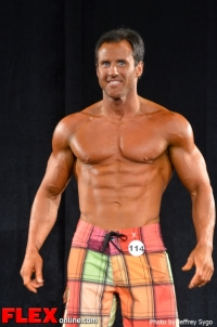 Chris Rogers - Class 35+ A Men's Physique - 2012 North Americans