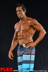 Joe Warren - Class 35+ B Men's Physique - 2012 North Americans