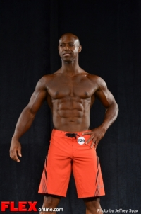 Bruce Coleman - Class 35+ B Men's Physique - 2012 North Americans