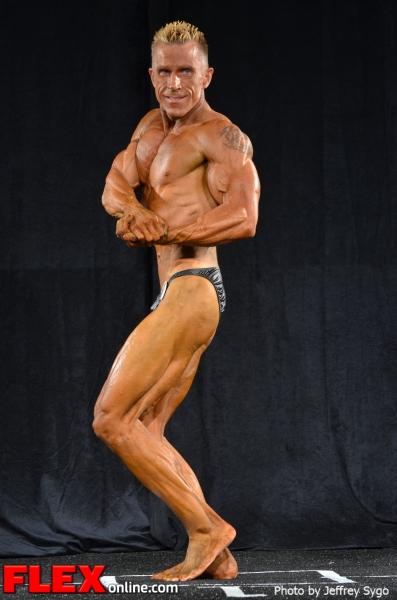 Matt Thomas - Men's 40+ Welterweight - 2012 North Americans