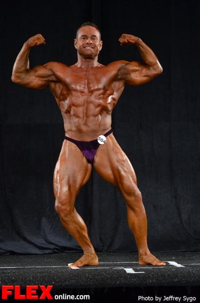 Scott Peskin - Men's 40+ Welterweight - 2012 North Americans
