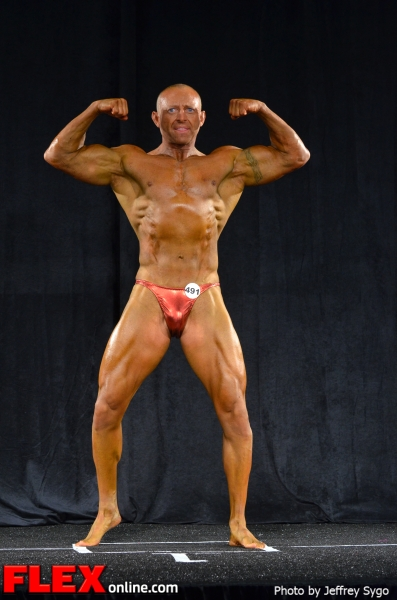 Rich Bentley - Men's 40+ Middleweight - 2012 North Americans