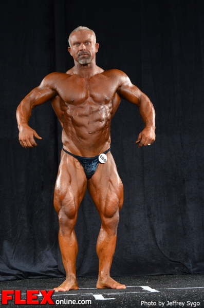 John Gallagher - Men's 40+ Middleweight - 2012 North Americans