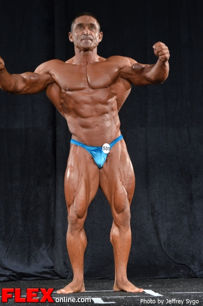 Stoil Stoilov - Men's 40+ Middleweight - 2012 North Americans