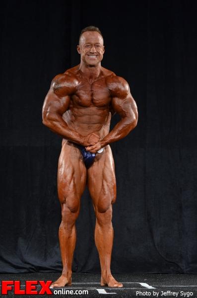 Tim Davis - Men's 35+ Light Heavyweight - 2012 North Americans