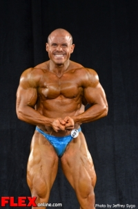 Guillermo Escalante - Men's 35+ Middleweight - 2012 North Americans