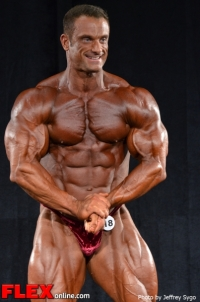 Dan Decker - Men's 35+ Super Heavyweight - 2012 North Americans