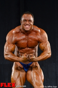 Ron Partlow - Men's 35+ Super Heavyweight - 2012 North Americans