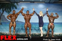 Awards - Men's 212 - IFBB Valenti Gold Cup