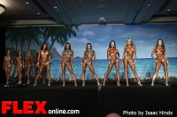 Comparisons - Bikini - IFBB Valenti Gold Cup