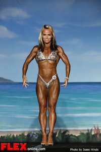 Allison Ethier - Fitness - IFBB Valenti Gold Cup