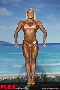 Missy Farrell - Fitness - IFBB Valenti Gold Cup
