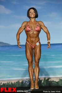 Vanda Hadarean - Fitness - IFBB Valenti Gold Cup