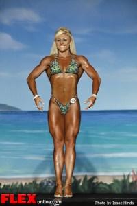 Tiffany Robinson - Fitness - IFBB Valenti Gold Cup