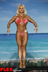 Kizzy Vaines - Fitness - IFBB Valenti Gold Cup