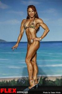 Hollie Stewart - Fitness - IFBB Valenti Gold Cup