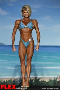 Holly Beck - Figure - IFBB Valenti Gold Cup