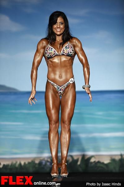 Natalie Calland - Figure - IFBB Valenti Gold Cup