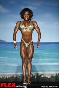 Vicki Counts - Figure - IFBB Valenti Gold Cup