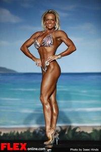 Aleisha Hart - Figure - IFBB Valenti Gold Cup