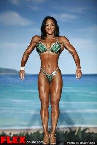Candice John - Figure - IFBB Valenti Gold Cup