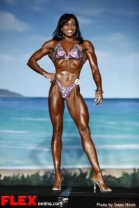 Kamla Macko - Figure - IFBB Valenti Gold Cup