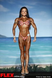 Laurie Schnelle - Figure - IFBB Valenti Gold Cup