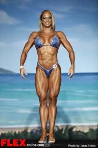 Elvimar Sanchez - Figure - IFBB Valenti Gold Cup